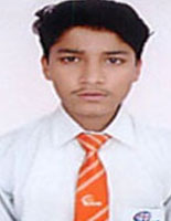 MAHAR student Gokul Singh Bisht   is congratulated for being an achiever.