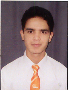 MAHAR student Ajay Singh Negi is congratulated for being an achiever.