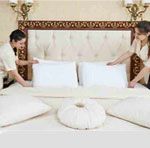 MAHAR - MADHUBAN ACADEMY OF HOSPITALITY AND ADMINISTRATION - Training Session on Bed Making